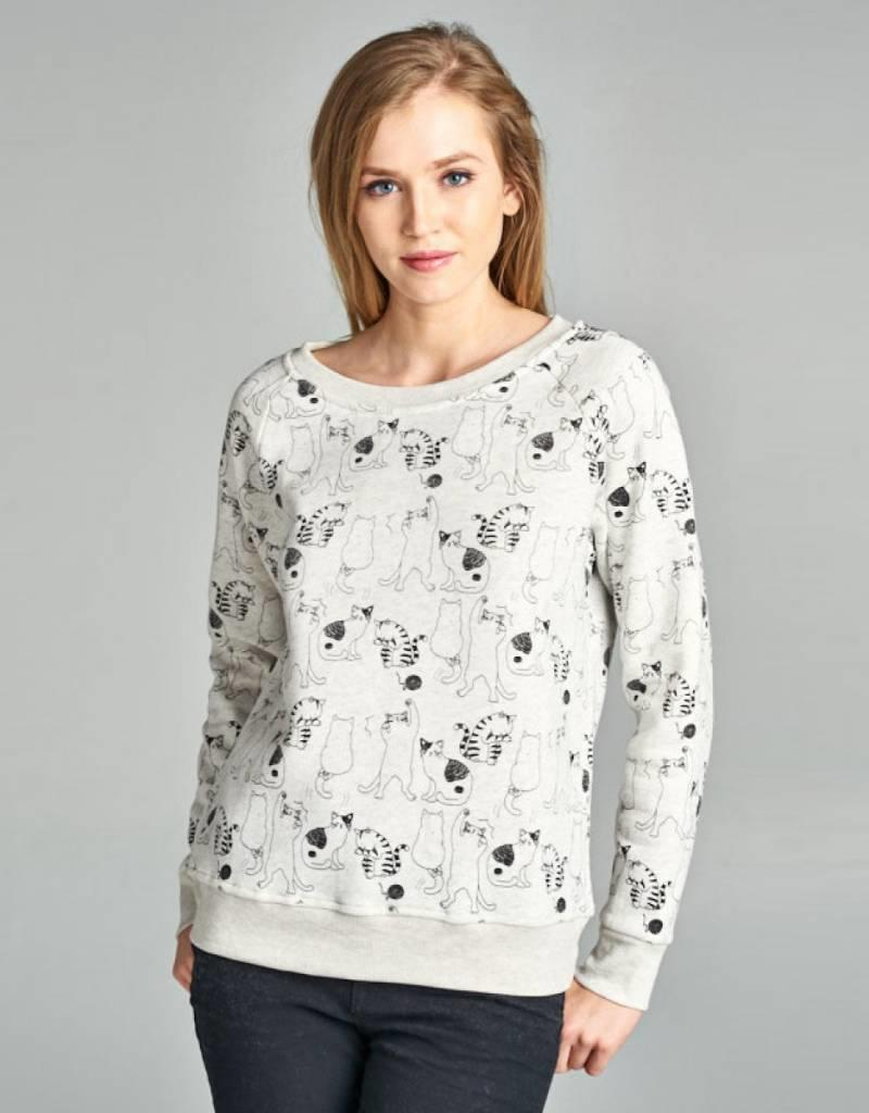 LA Soul Cat Doodles Sweatshirt