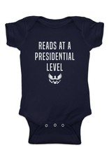 Headline Reads At A Presidential Level Onesie