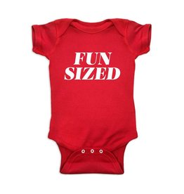 Headline Fun Sized Onesie