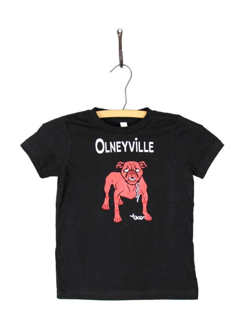 Frog & Toad Design Olneyville Dog Toddler T