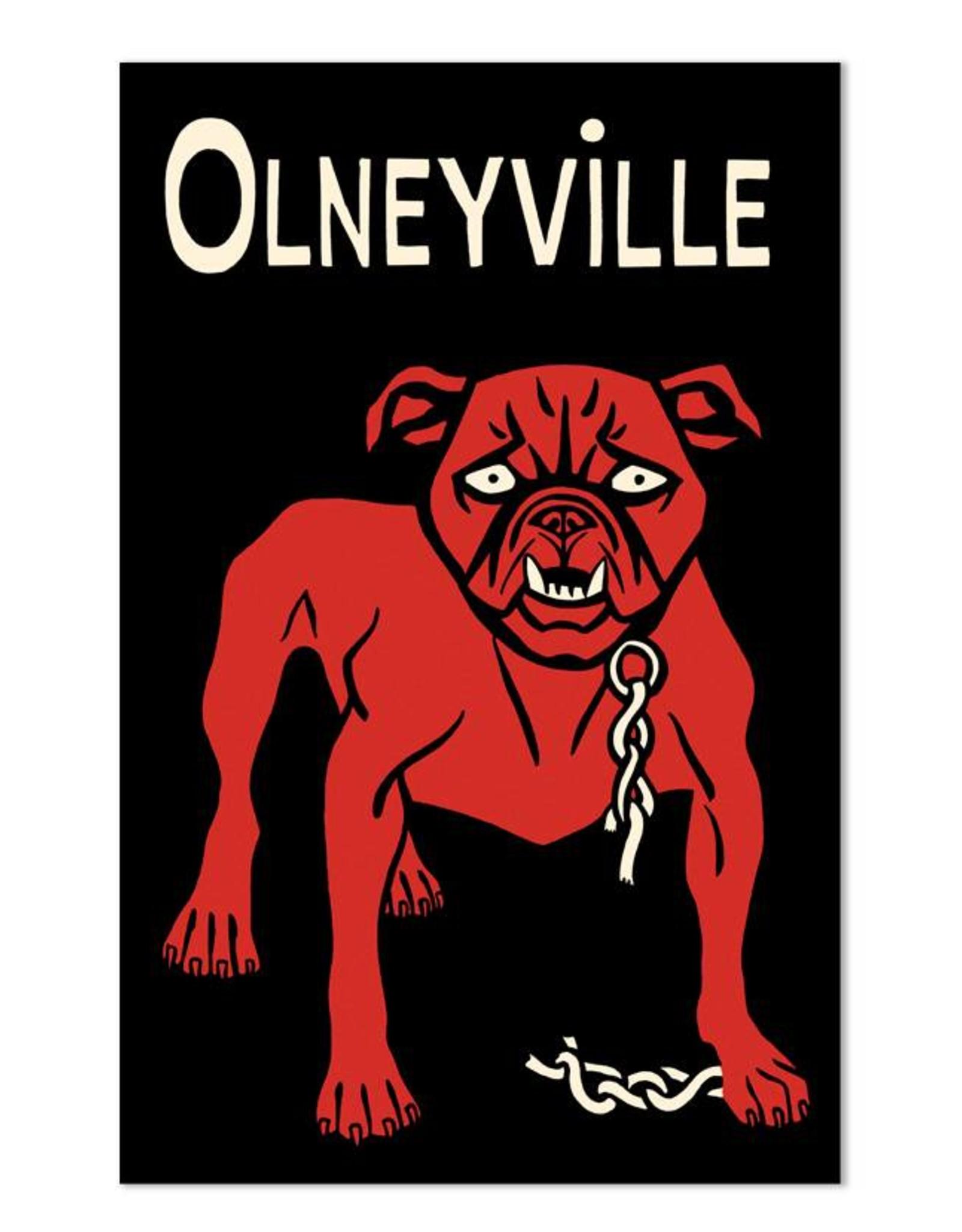 Olneyville Dog Print