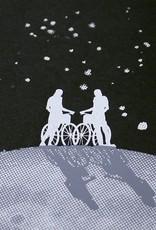 Moonlit Ride Print