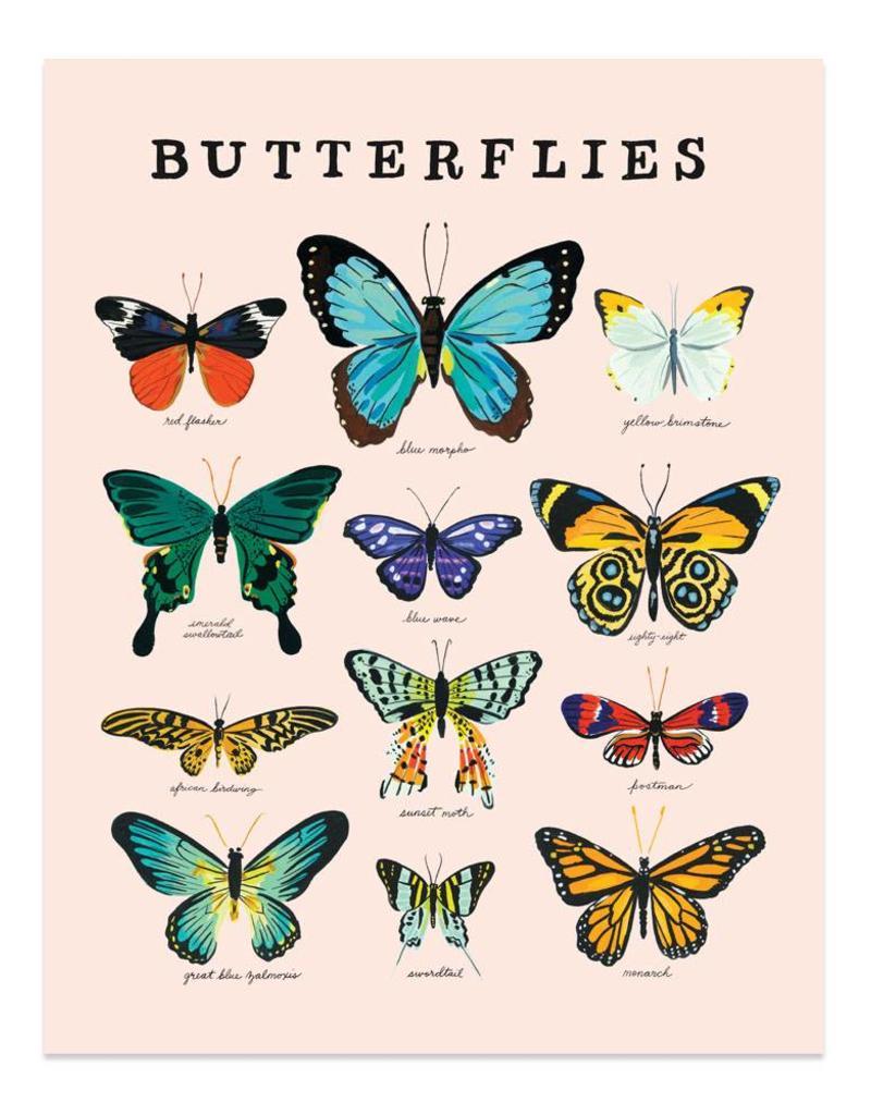 Idlewild Co Butterflies Print