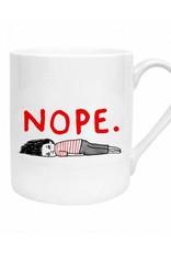 Ohh Deer Nope Mug
