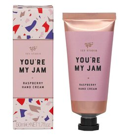 Yes Studio You're My Jam Rasberry Hand Cream