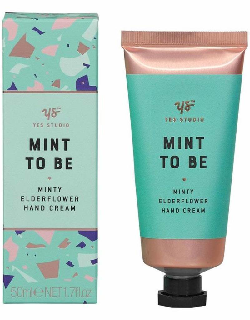 Yes Studio Mint To Be Elderflower Hand Cream