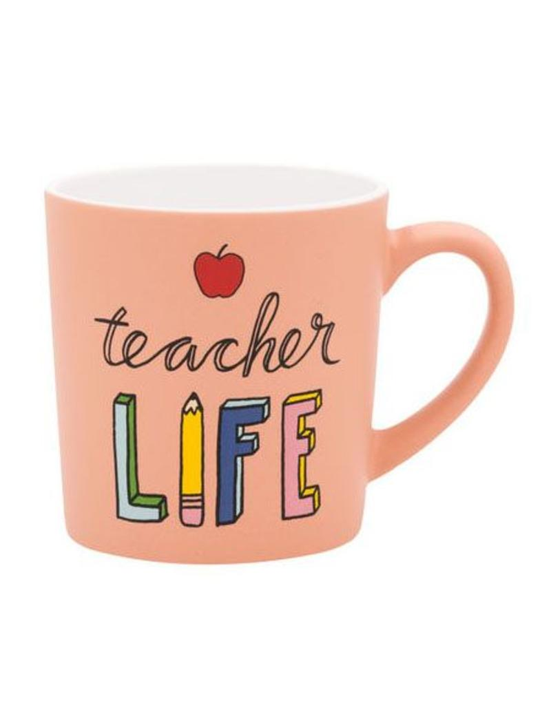 Hello World Teacher Life Mug