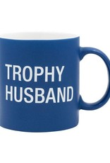 Hello World Trophy Husband Mug
