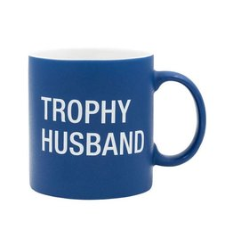 Hello World Trophy Husband Mug