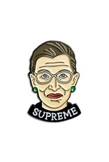The Found Ruth Supreme Enamel Pin