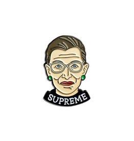 The Found Ruth Supreme Enamel Pin