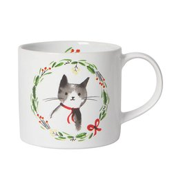 Danica Designs Jingle Cat Mug