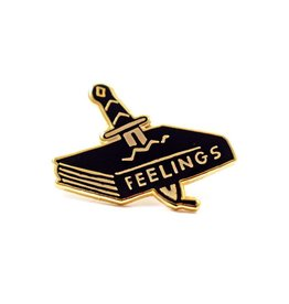 Valley Cruise Feelings Pin