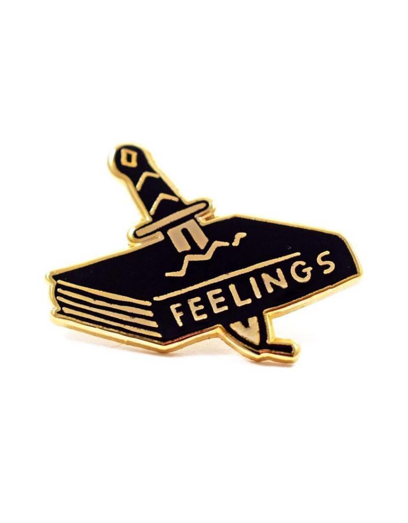 Valley Cruise Feelings Pin