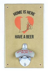 Frog & Toad Design Home is Here RI Bottle Opener