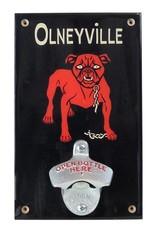 Olneyville Dog Bottle Opener