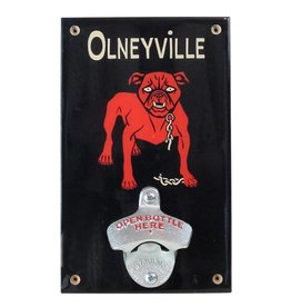 Olneyville Dog Bottle Opener