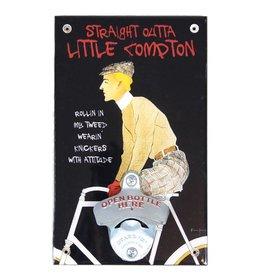 Straight Outta Little Compton Bottle Opener