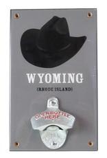 Wyoming, RI Bottle Opener