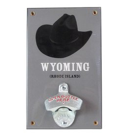 Wyoming, RI Bottle Opener