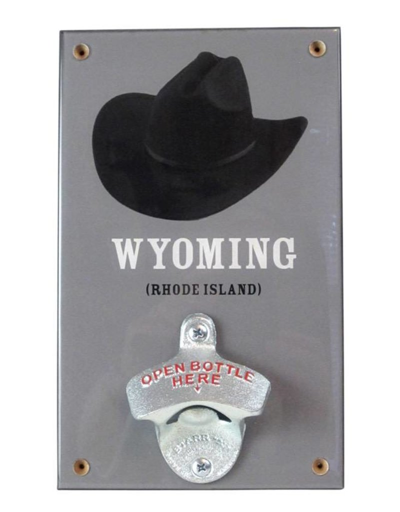 Frog & Toad Design Wyoming, RI Bottle Opener