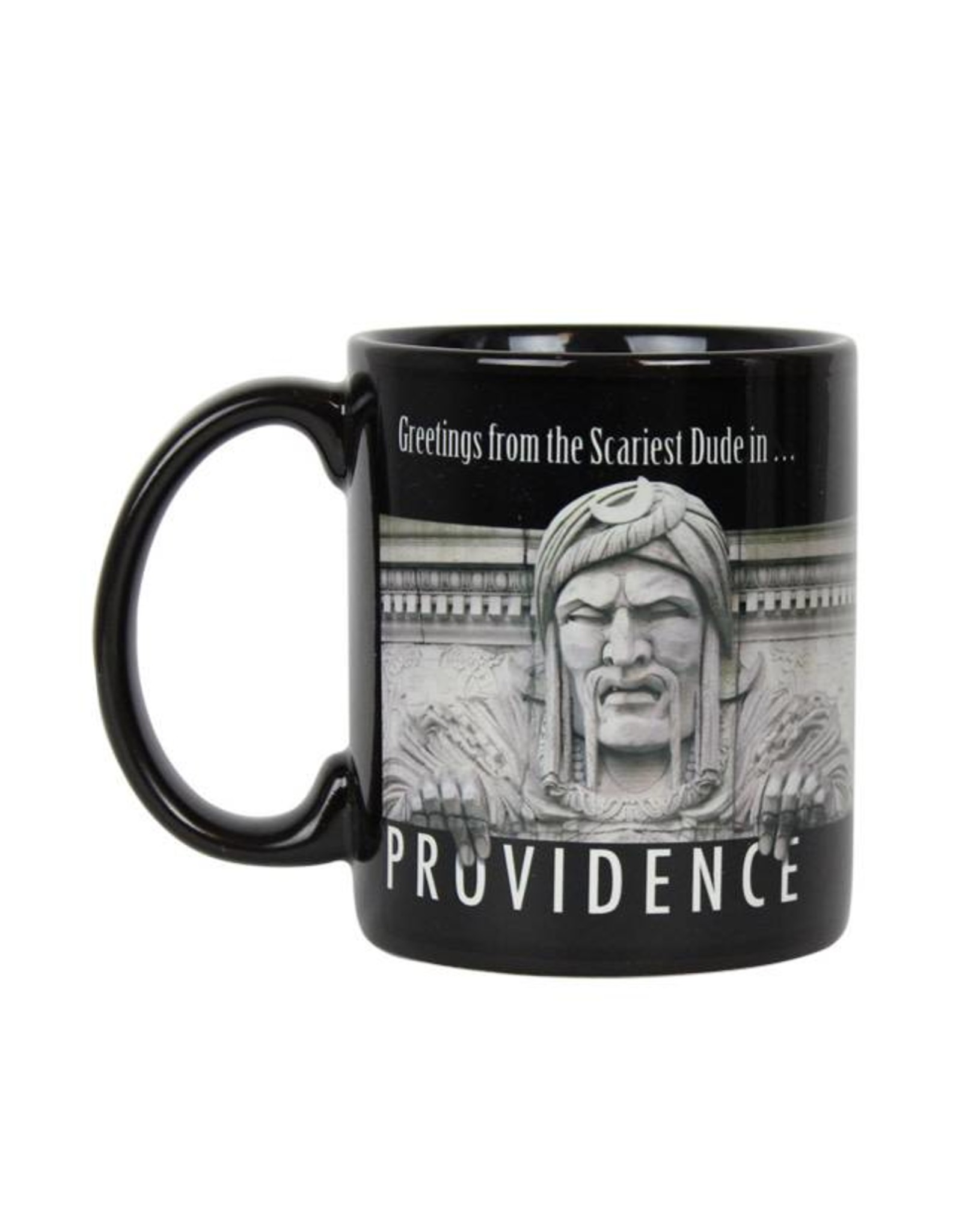 Scariest Dude in Providence Mug