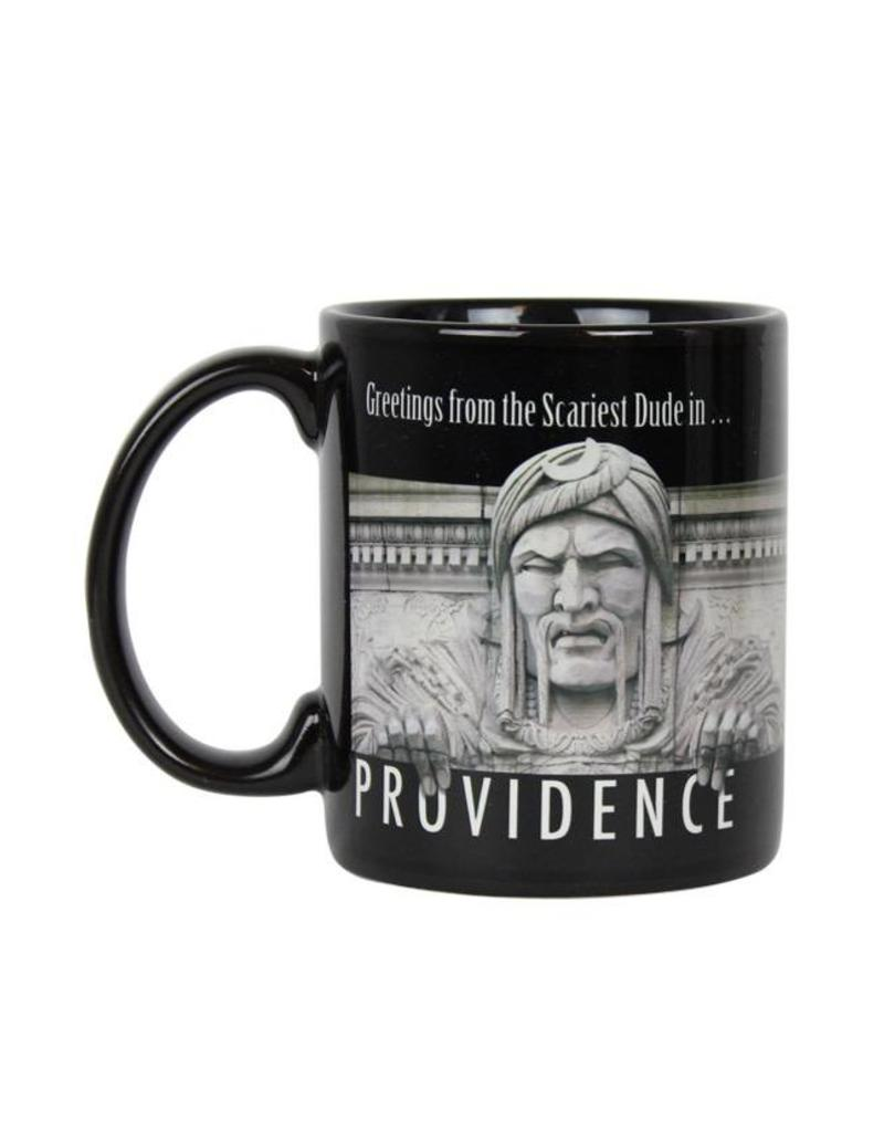 Frog & Toad Design Scariest Dude in Providence Mug