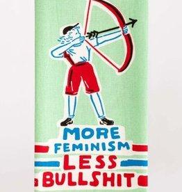 Blue Q More Feminism, Less Bullshit Dish Towel