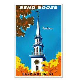 Send Booze Barrington, RI Magnet