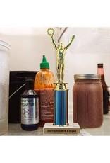 Did You Know I'm a Vegan Trophy