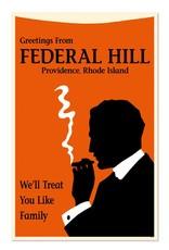 Frog & Toad Design Federal Hill Magnet