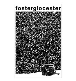 Fosterglocester Snow Day Magnet