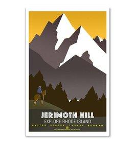 Jerimoth Hill Magnet