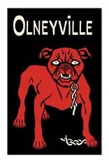 Olneyville Dog Magnet