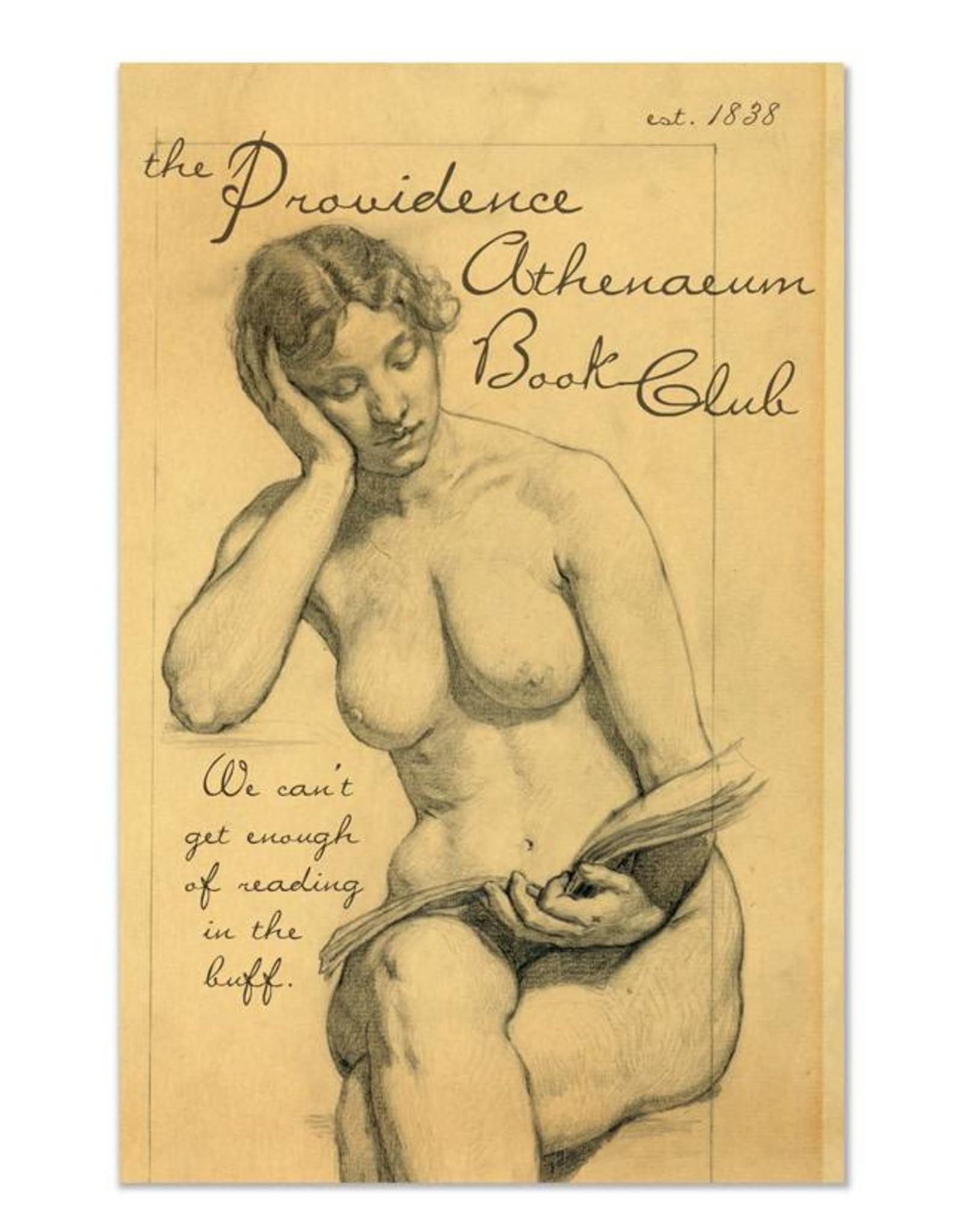 Providence Athenaeum Book Club Magnet
