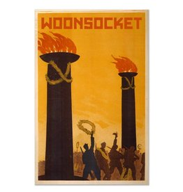 The Woonsocket Revolution Magnet