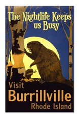 Visit Burrillville Magnet