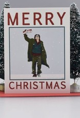 Merry Christmas Breakfast Club Greeting Card