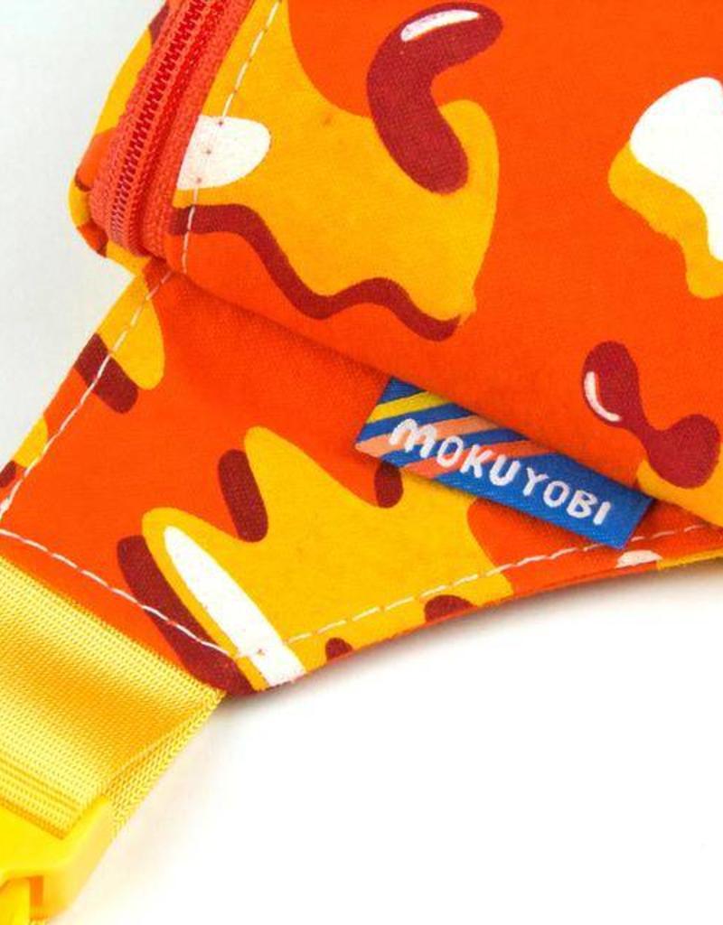 Mokuyobi Threads Fanny Pack : Cheese Doodle