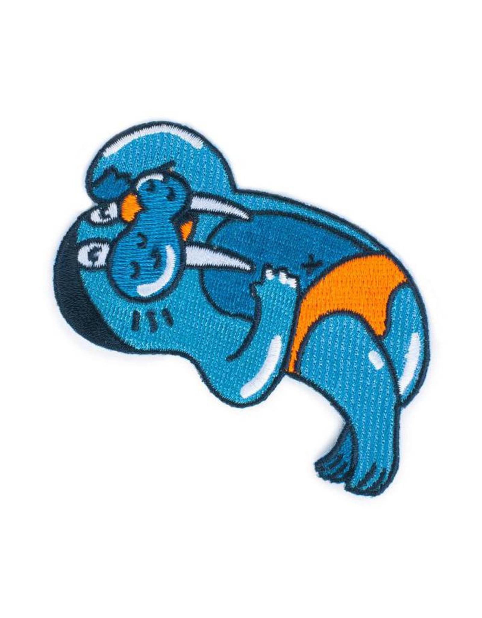 Wabbo Walrus Patch