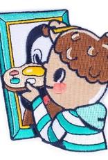 Mokuyobi Threads Deckle Artist Patch