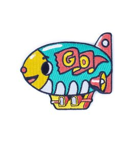 "Mokuyobi Threads Massimo ""Go"" Zepplin Patch"
