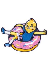 Mokuyobi Threads Lemon Dude in Donut Tube Patch
