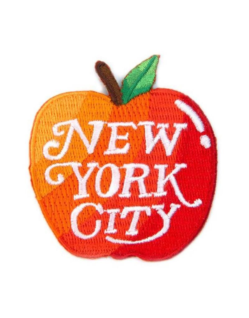 Mokuyobi Threads New York City Apple Patch