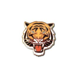 The Found Tiger Enamel Pin