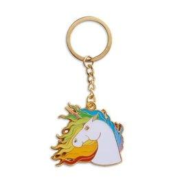 The Found Unicorn Keychain
