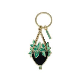 Idlewild Co Hanging Plant Keychain