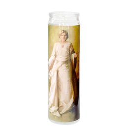 Rust Belt Cooperative St. Elizabeth Warren Prayer Candle
