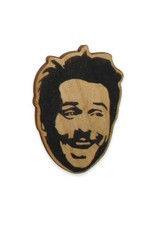 Letter Craft Charlie Day Wooden Pin