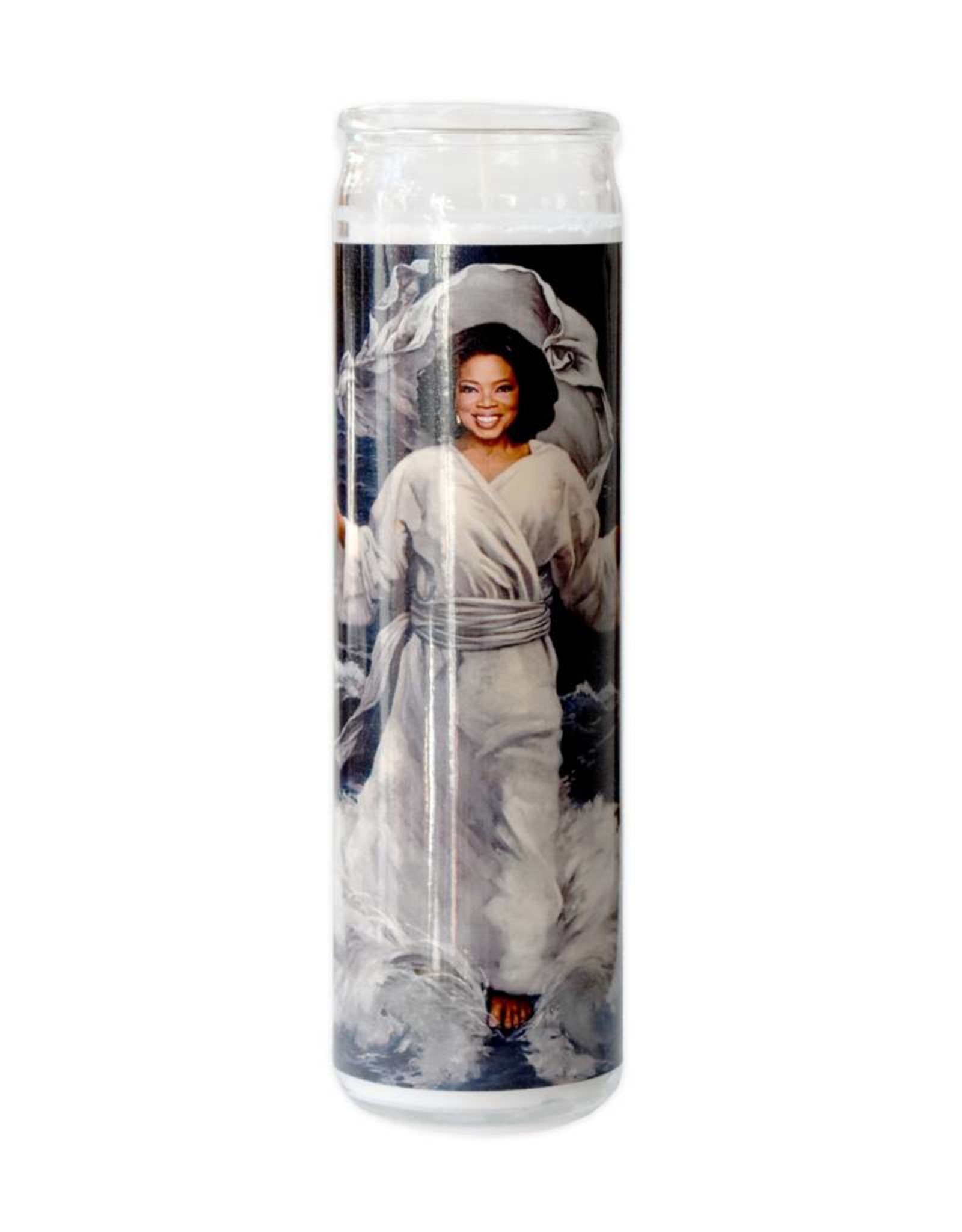 Rust Belt Cooperative St. Oprah Prayer Candle
